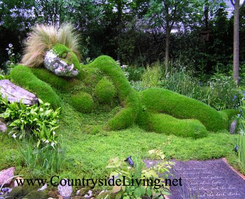 Ландшафтный дизайн. Лучшие дизайн-проекты садов на садовой выставке Челси (Chelsea) 2006